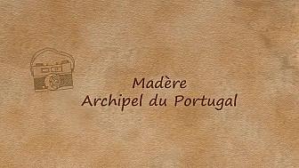Carte postale : Madère