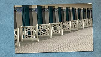 carte postale Deauville
