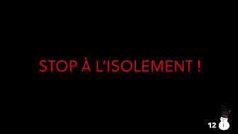 Lancement du calendrier de l'avent Stop à l'Isolement !
